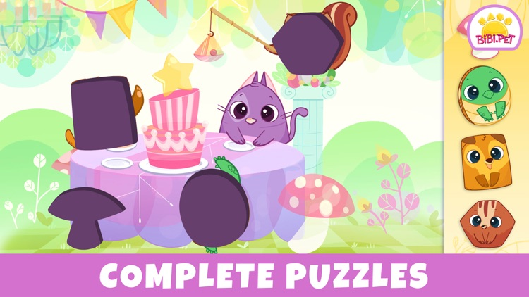 Learning Games for Toddlers 1+ screenshot-3