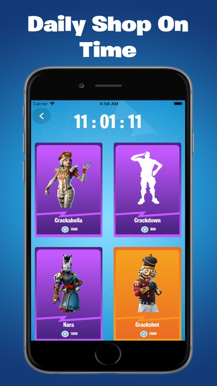 Emotes And Shop For Fortnite