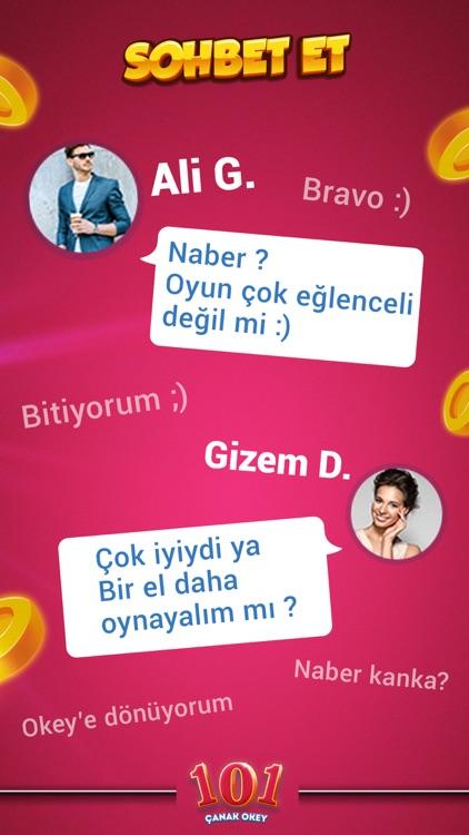 101 Çanak Okey screenshot-8