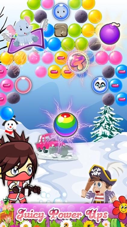 Bubble Blossom Ball Shooter