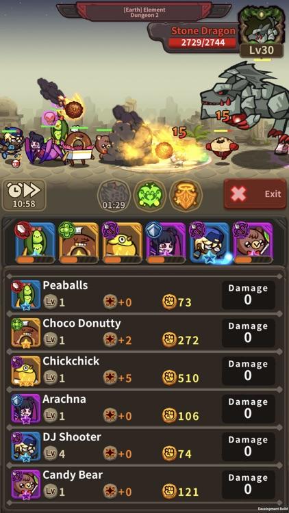Monster Merge King screenshot-0