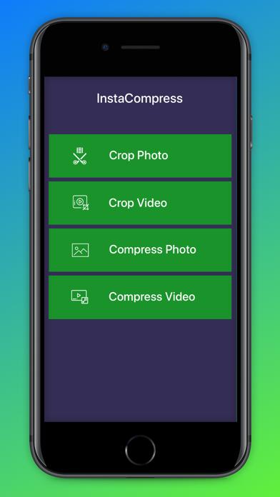 InstaCompress - Photo & Video Screenshot