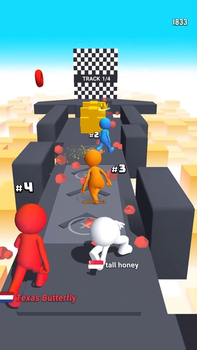 Human Runner 3D Screenshot 3