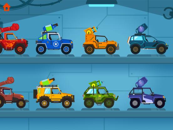 恐竜警備隊 - 子供向けゲームのおすすめ画像9