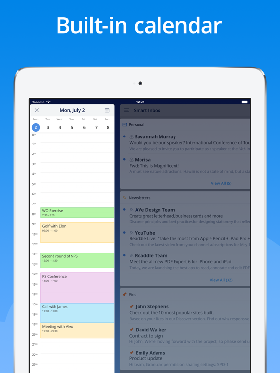 Spark - Email App by Readdle iOS Application Version 2 3 5