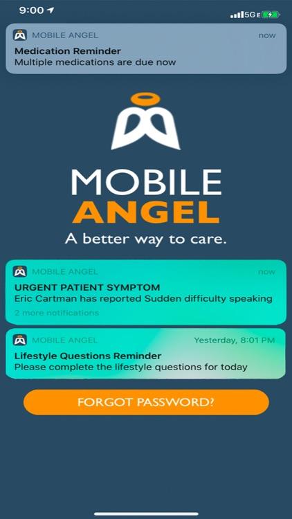 Mobile Angel Cancer Telemed screenshot-5