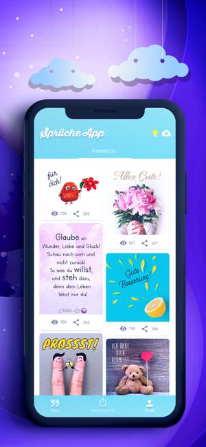 Sprüche App Videos Bilder Im App Store
