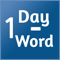 App Icon for 1 Day - 1 Word : dictionary App in Denmark IOS App Store