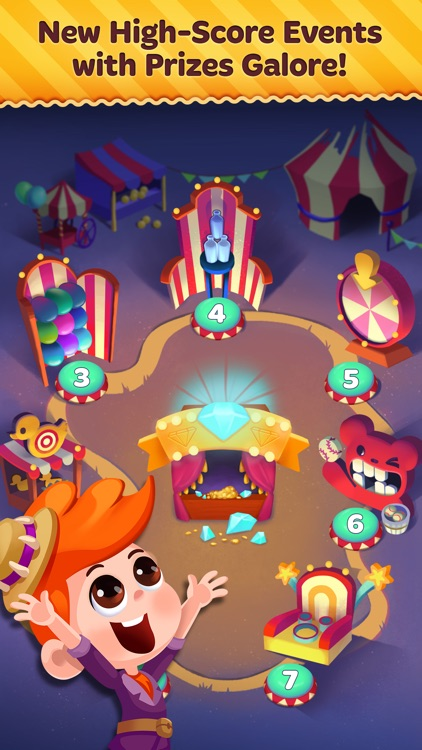 Candy Blast Mania screenshot-3