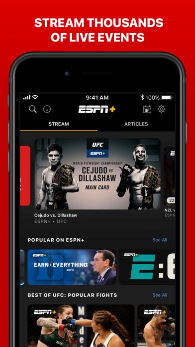 ESPN: Live Sports & Scores | App Price Drops