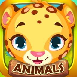 Toddler Preschool Animal Game