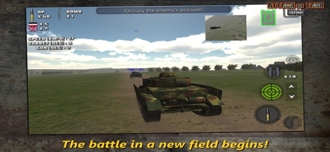 Attack on Tank - World War 2 on the App Store
