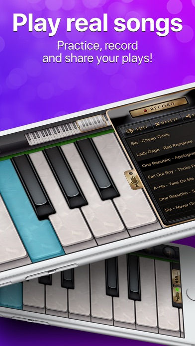 Screenshot for Piano - Play Magic Tiles Games in United States App Store