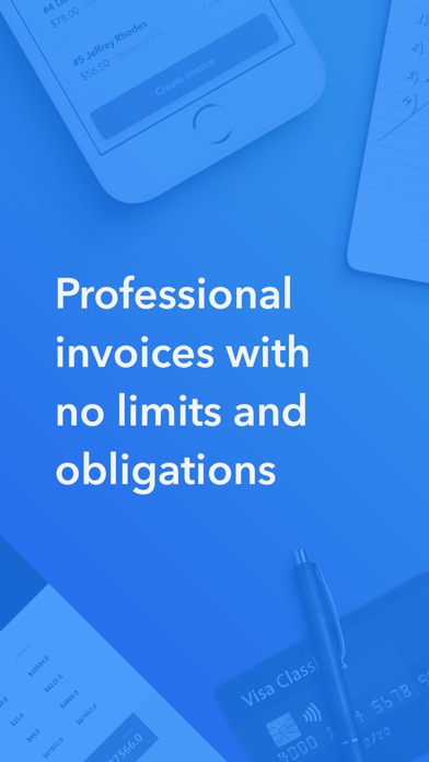 Invoice Maker with Estimates