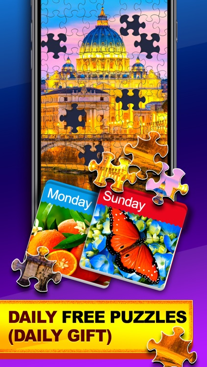 Jigsaw Puzzle⁺
