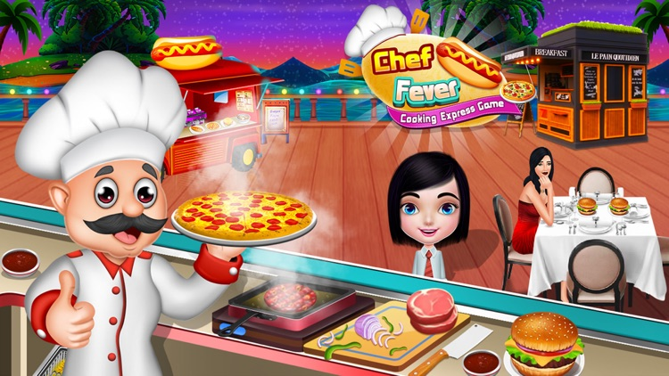 Chef Fever : Cooking Express