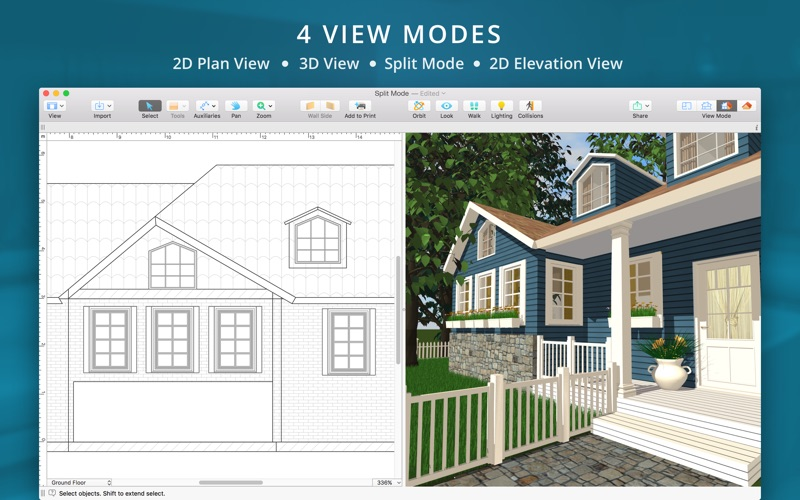 Live Home 3D Pro - Home Design Screenshots
