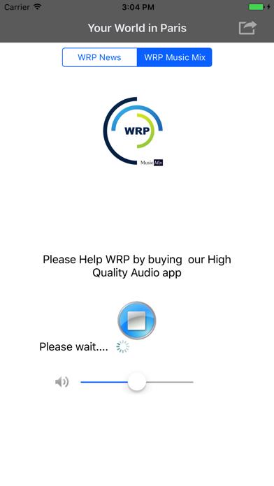 WRP screenshot three