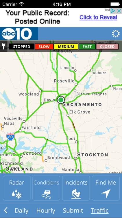 10WX&Traffic screenshot-4