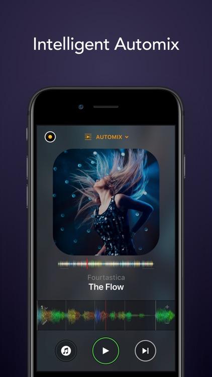 djay - DJ App & AI Mixer screenshot-3