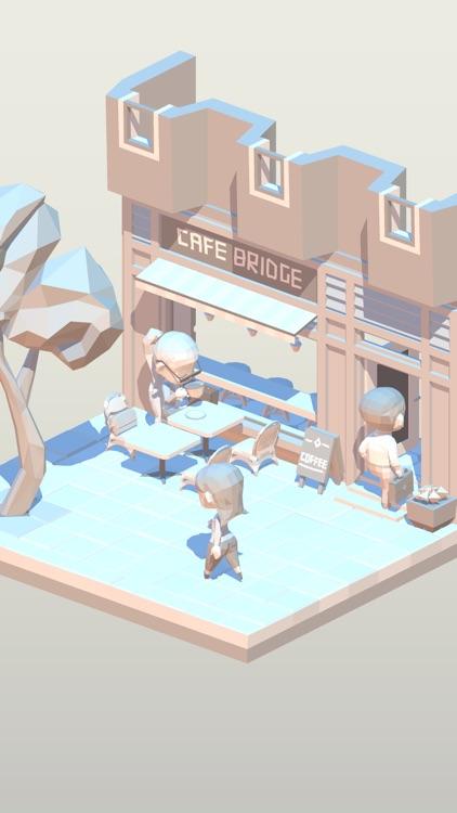 Coloring Diorama screenshot-7