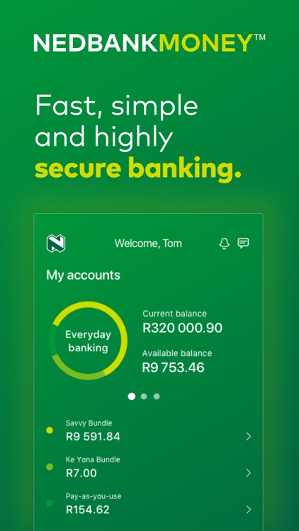 Nedbank Money screenshot-0