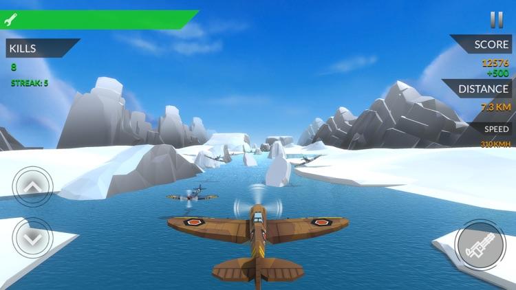 Air War 1945 - Fighter Wings screenshot-4