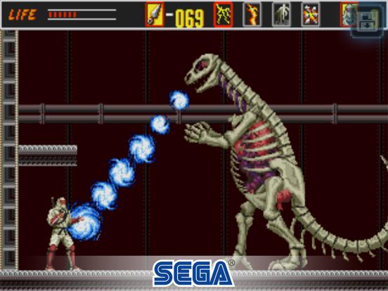 The Revenge of Shinobi Classic screenshot 7