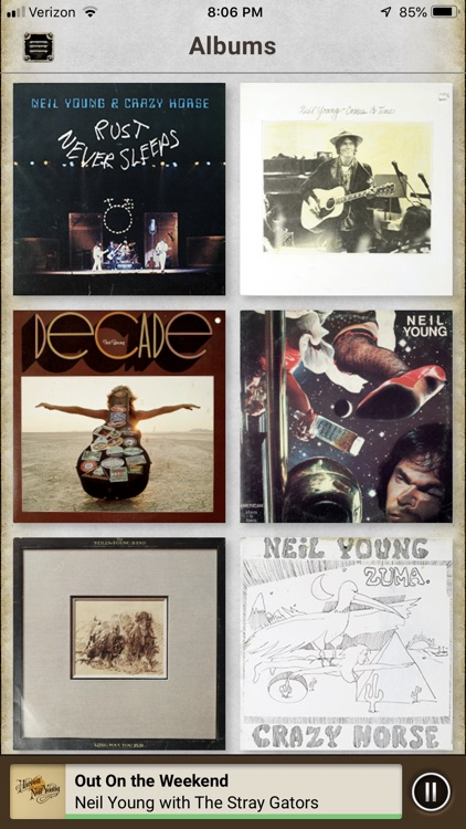Neil Young Archives screenshot-3