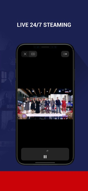 mtv Al Lubnaniya on the App Store