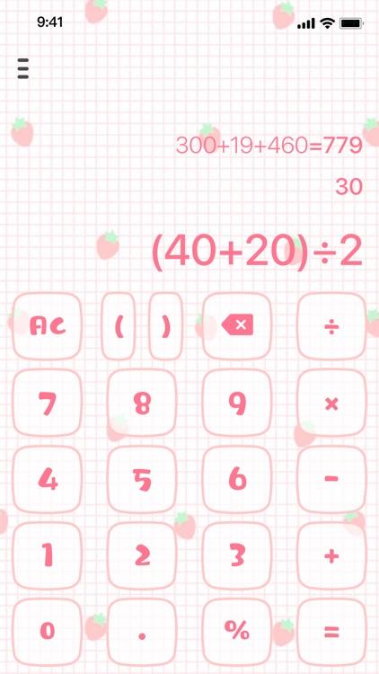 Color Calculator for pad+ screenshot-3