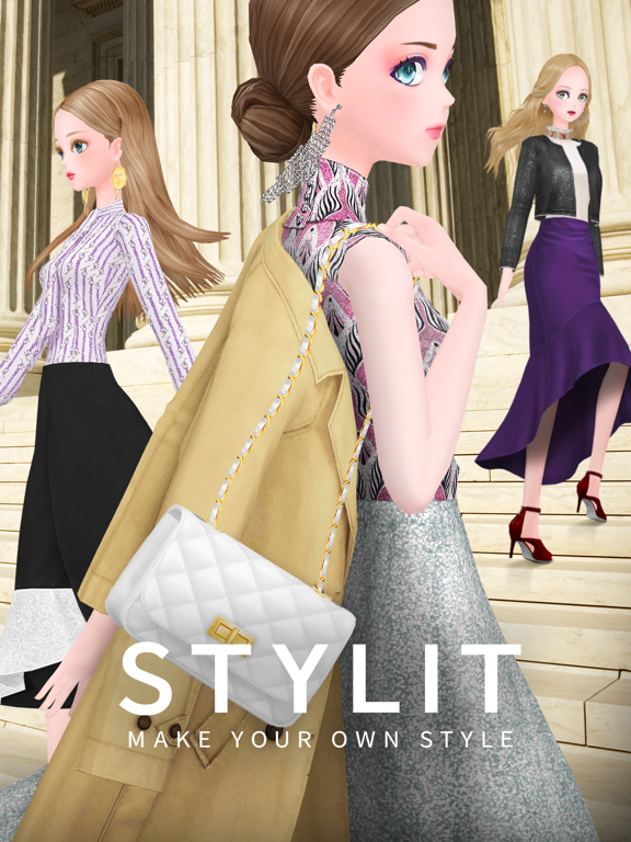スタイリット‐ファッションコーデゲームのおすすめ画像1