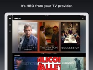 HBO GO: Stream with TV Package ipad images