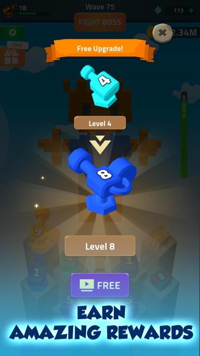 Color Fusion - Idle Game screenshot 4