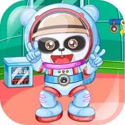 我爱吃饭 宇宙空间站的一天