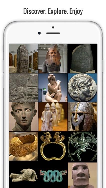 British Museum Guide screenshot-3