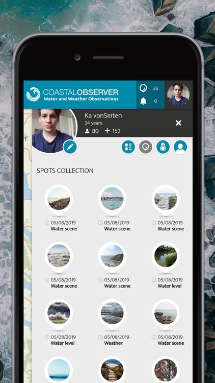 Coastal Observer | SPOTTERON screenshot-4