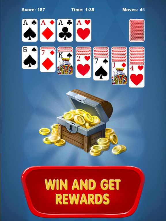 Solitaire - The Classic Look screenshot 7