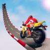 极端 自行车 特技 模拟 - 摩托车 赛车 游戏