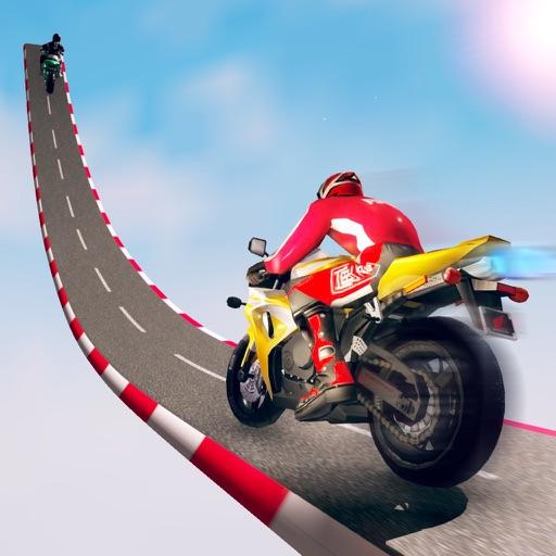 Stunt Bike Rider : Crazy Games