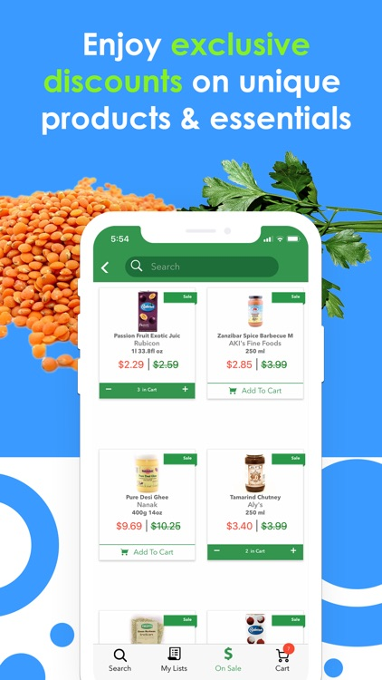 Tasteport: Grocery Delivery screenshot-3