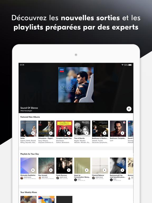 Screenshot #6 pour IDAGIO - Musique Classique