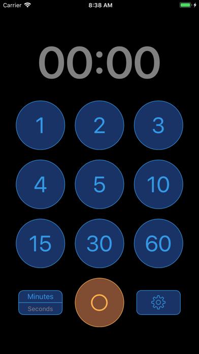 Voice Countdown Timer Screenshots