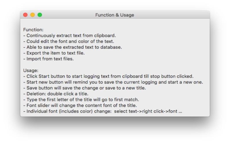 Clipboard Leech скриншот программы 4