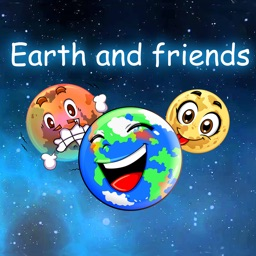 Earth and friends