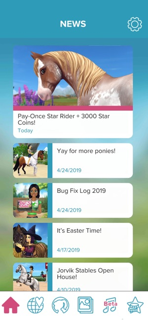 Star Stable Friends on the App Store