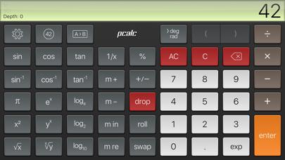 PCalc Liteのおすすめ画像4