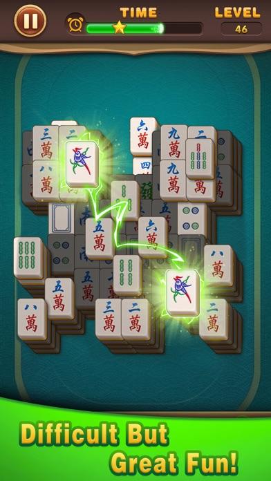 Mahjong Link - Connect Mergeのおすすめ画像1