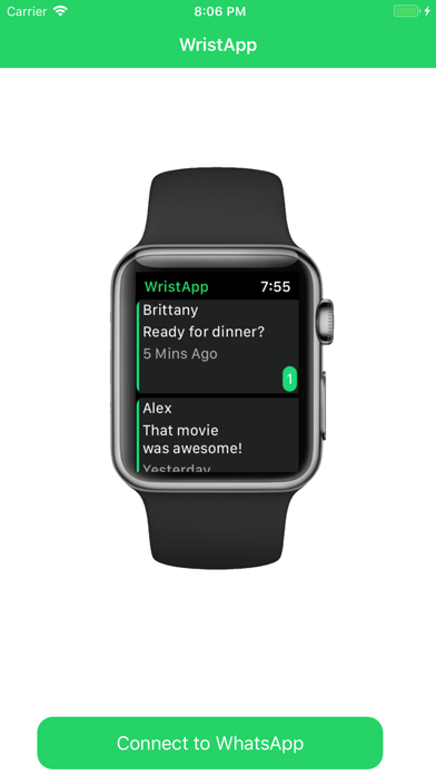 WristApp for WhatsAppのおすすめ画像2