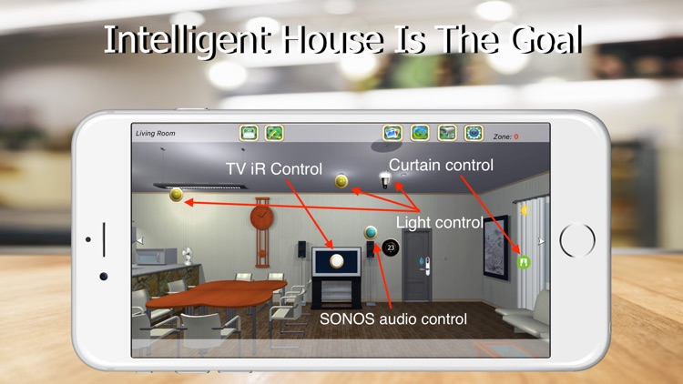 HOS Smart Home digitalSTROM screenshot-5